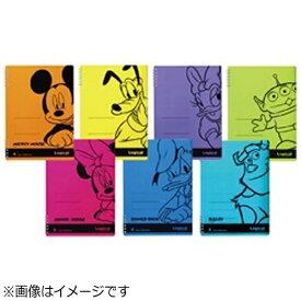 ナカバヤシ Nakabayashi [ノート] ナカバヤシ スイング・ロジカルWリングノート ディズニー モダンタイプ ミッキー(オレンジ) NW-B507-OR