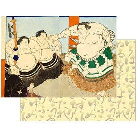 セキセイ SEKISEI パックンカバーアルバム 2L 浮世絵相撲 PKA-717[PKA717]