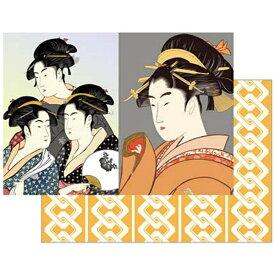 セキセイ SEKISEI パックンカバーアルバム 2L 浮世絵美人画 PKA-719[PKA719]
