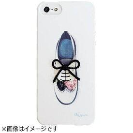ROA ロア iPhone SE(第1世代)4インチ / 5s / 5用 Flower Shoe Bar オックスフォード Happymori HM7626i5se