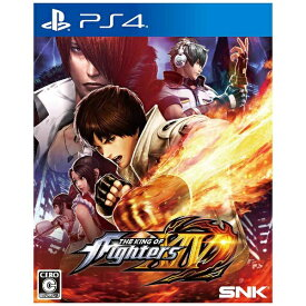 SNK エス・エヌ・ケイ THE KING OF FIGHTERS XIV【PS4ゲームソフト】 【代金引換配送不可】