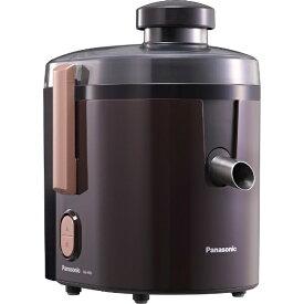 パナソニック Panasonic MJ-H600-T 高速ジューサー ブラウン[MJH600]