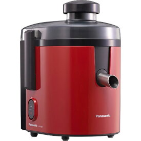 パナソニック Panasonic MJ-H200-R 高速ジューサー レッド[MJH200]