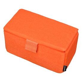 ハクバ HAKUBA インナーソフトボックス 200 オレンジ KCS39200OR