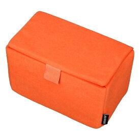 ハクバ HAKUBA インナーソフトボックス 400 オレンジ KCS39400OR