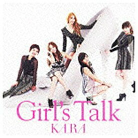 ユニバーサルミュージック KARA/ガールズトーク 通常盤 【CD】
