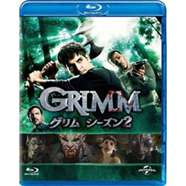 【送料無料】 NBCユニバーサル GRIMM/グリム シーズン2 ブルーレイ バリューパック 【ブルーレイ ソフト】