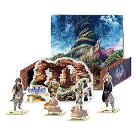 セガ SEGA 世界樹の迷宮V 長き神話の果て Newニンテンドー3DS LL用 ディスプレイスタンド【New3DS LL/3DS LL/3DS】