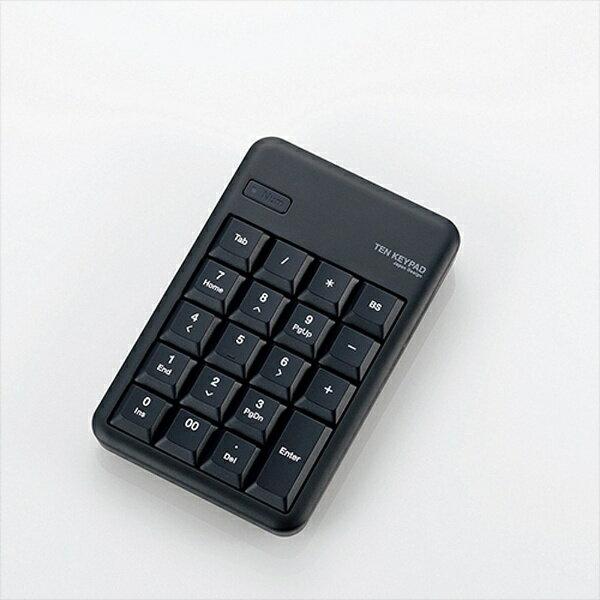 エレコム TK-TBM016BK Bluetoothテンキーパッド