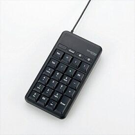 エレコム ELECOM TK-TCM015 テンキー ブラック [USB /有線][TKTCM015BK]