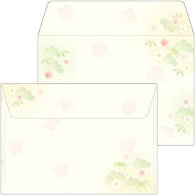 ササガワ SASAGAWA 16-1984 和ごころ封筒 松竹梅 洋2/10[161984]