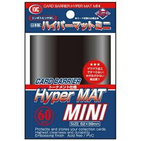 KMC ケイエムコーポレーション カードバリアー ハイパーマットミニ ブラック