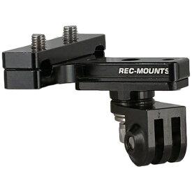 REC-MOUNTS レックマウント REC-B30-R-GP 回転式サドルレールマウント Type1 GoPro用[RECB30RGP]
