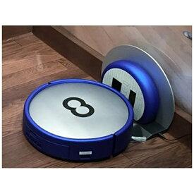 XROBOT エックスロボット X533L ロボット掃除機 inxni(インクスニィ) ブルー[X533L 掃除機]