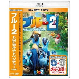 20世紀フォックス Twentieth Century Fox Film ブルー2 トロピカル・アドベンチャー ブルーレイ&DVD 【ブルーレイ ソフト】