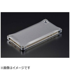 GILD design ギルドデザイン iPhone SE(第1世代)4インチ / 5s / 5用 ソリッド シルバー 41718 GI-260S ストラップホール付