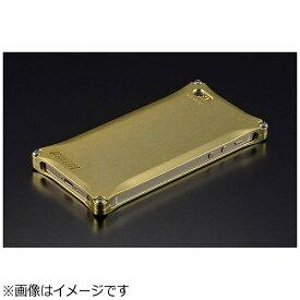 GILD design ギルドデザイン iPhone SE(第1世代)4インチ / 5s / 5用 ソリッド シャンパンゴールド 41719 GI-260CG ストラップホール付