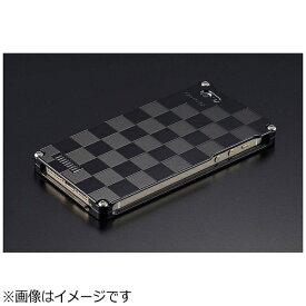 GILD design ギルドデザイン iPhone SE(第1世代)4インチ / 5s / 5用 市松 ブラック 41743 GI-261IB