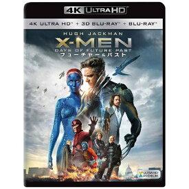 20世紀フォックス Twentieth Century Fox Film X-MEN:フューチャー&パスト<4K ULTRA HD + 3D + 2Dブルーレイ> 【Ultra HD ブルーレイソフト】