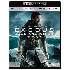 20世紀フォックス Twentieth Century Fox Film エクソダス:神と王<4K ULTRA HD + 3D + 2Dブルーレイ> 【Ultra HD ブルーレイソフト】