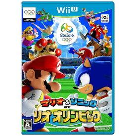 任天堂 Nintendo マリオ&ソニック AT リオオリンピックTM【Wii Uゲームソフト】