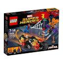 レゴジャパン LEGO(レゴ) 76058 スーパー・ヒーローズ スパイダーマン ゴースト・ライダーとの団結