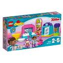 レゴジャパン LEGO(レゴ) 10828 デュプロ ドックはおもちゃドクター どうぶつのおせわ