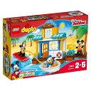 レゴジャパン LEGO(レゴ) 10827 デュプロ ミッキー&フレンズのビーチハウス