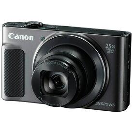 キヤノン CANON PSSX620HS コンパクトデジタルカメラ PowerShot(パワーショット) ブラック[PSSX620HSBK]