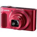 【送料無料】 キヤノン CANON コンパクトデジタルカメラ PowerShot(パワーショット) SX620 HS(レッド)[PSSX620H…