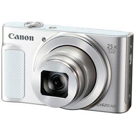 キヤノン CANON PSSX620HS コンパクトデジタルカメラ PowerShot(パワーショット) ホワイト[PSSX620HSWH]