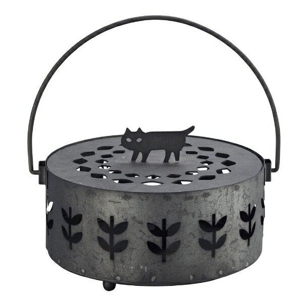 デコレ 蚊遣り箱(猫)