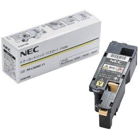NEC エヌイーシー PR-L5600C-11 純正トナー イエロー[PRL5600C11]【wtcomo】