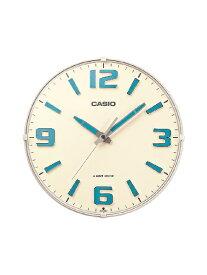 カシオ CASIO 電波掛け時計 IQ-1009J-7JF