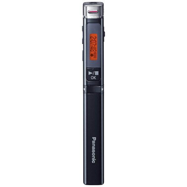 【送料無料】 パナソニック Panasonic リニアPCMレコーダー【4GB】(ブラック) RR-XP008 K[RRXP008K] panasonic
