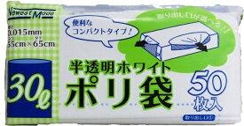 日本技研工業 NIPPON GIKEN INDUSTRIAL NM-W30 半透明ホワイト30L50P