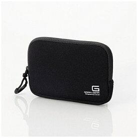 エレコム ELECOM デジタルカメラケース (ブラック) DGB-065BK[DGB065BK]