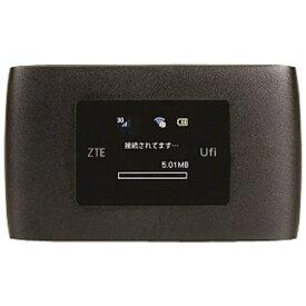 ZTE 【SIMフリー 】ZTE MF920S [MF920S] LTE/Wi-Fi/UMTS[無線n/g/b]標準SIMx1 SIMフリーモバイルルーター[MF920S]