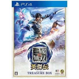 コーエーテクモゲームス KOEI 真・三國無双 英傑伝 TREASURE BOX【PS4ゲームソフト】