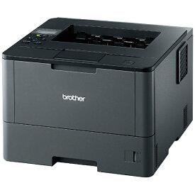ブラザー brother HL-L5100DN モノクロレーザープリンター JUSTIO(ジャスティオ) ブラック [はがき〜A4][HLL5100DN]【プリンタ】