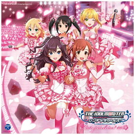 日本コロムビア NIPPON COLUMBIA (アニメーション)/THE IDOLM@STER CINDERELLA MASTER Cute jewelries! 003 【CD】