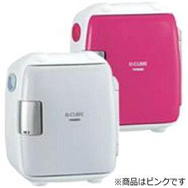 ツインバード TWINBIRD 冷蔵庫 小型 一人暮らしHR-DB06P コンパクト電子保冷保温ボックス?[2電源式] D-CUBE S ピンク[冷蔵庫 小型 一人暮らし 静音 HRDB06P]