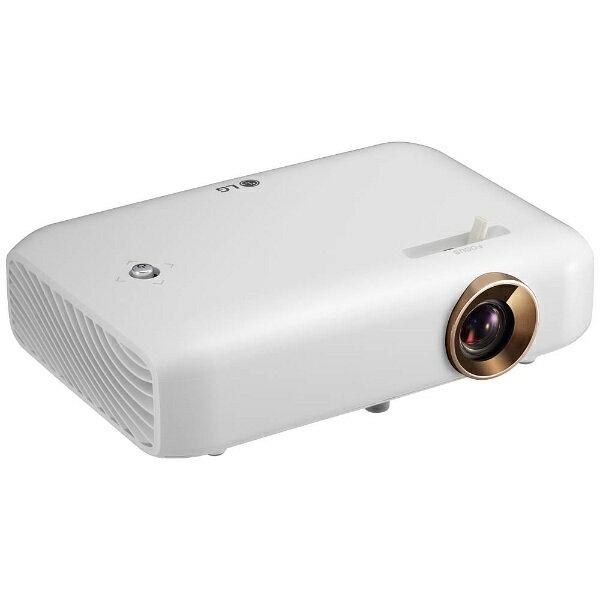 LG ホームシアタープロジェクター Minibeam(ミニビーム) PH550G[PH550G]
