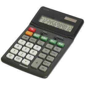 ナカバヤシ Nakabayashi 電卓 「スタンダードM」 ECD-SD02-BK (ブラック)[ECDSD02BK]