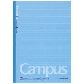 コクヨ KOKUYO [ノート] キャンパスノート ドット入り罫線 カラー表紙 A罫 青 (セミB5・普通横罫・30枚) ノ-3CAT-B