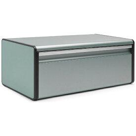 ブラバンシア Brabantia 食品保管容器 ブレッドピン フォールフロント 48432-2 メタリックミント[484322ブレッドピン]