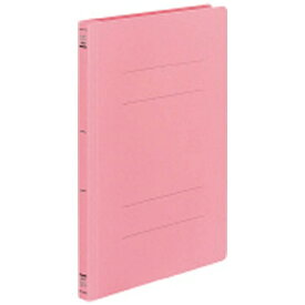 コクヨ KOKUYO [ファイル] フラットファイル PP・樹脂製とじ具 (色:ピンク、サイズ:A4-S) フ-H10P