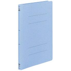 コクヨ KOKUYO [ファイル] フラットファイル PP・樹脂製とじ具 (色:青、サイズ:A4-S) フ-H10B