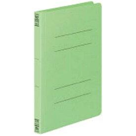 コクヨ KOKUYO [ファイル] フラットファイルV 樹脂製とじ具・15mmとじ (色:緑、サイズ:A5-S) フ-V12G