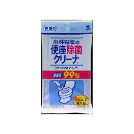 小林製薬 Kobayashi 便座除菌クリーナーティッシュタイプ 10枚〔トイレ用洗剤〕【rb_pcp】